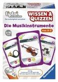 Ravensburger 00756 - Wissen und Quizzen, Die Musikinstrumente