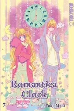 Tokyopop Romantica Clock / Romantica Clock Bd.7