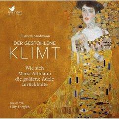 Der gestohlene Klimt, 2 Audio-CDs - Sandmann, Elisabeth