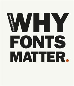 Why Fonts Matter - Hyndman, Sarah