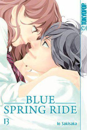 Buch-Reihe Blue Spring Ride