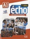 Echo Methode de Francais A1 Student Book & Portfolio & DVD [With DVD ROM]