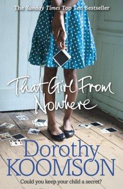 That Girl From Nowhere - Koomson, Dorothy