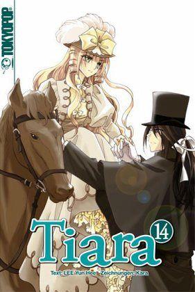 Buch-Reihe Tiara