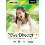 PowerDirector 14 Deluxe (Download für Windows)