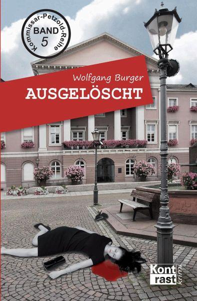 Buch-Reihe Kommissar Petzold von Wolfgang Burger