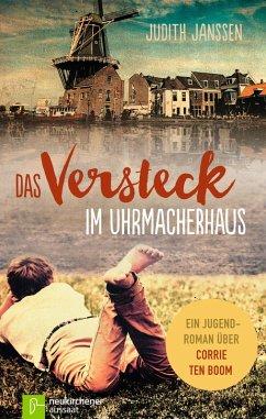 Das Versteck im Uhrmacherhaus (eBook, ePUB) - Janssen, Judith
