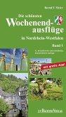 Die schönsten Wochenendausflüge in Nordrhein Westfalen, Band 1 (eBook, PDF)