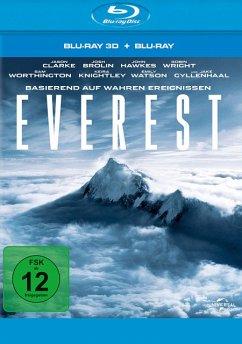 Everest - 2 Disc Bluray - Jason Clarke,Josh Brolin,Sam Worthington