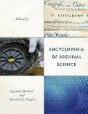 Encyclopedia of Archival Science (eBook, ePUB)
