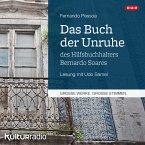 Das Buch der Unruhe des Hilfsbuchhalters Bernardo Soares (MP3-Download)