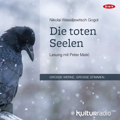 Die toten Seelen (MP3-Download) - Gogol, Nikolai Wassiljewitsch