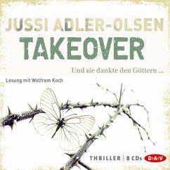 Takeover (MP3-Download) - Adler-Olsen, Jussi