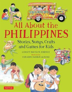 All About the Philippines (eBook, ePUB) - Jimenez, Gidget Roceles
