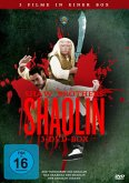 Die Shaw Brothers Shaolin DVD Box