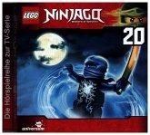 LEGO Ninjago Bd.20 (Audio-CD)