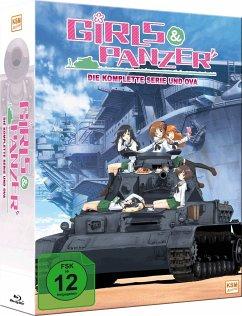 Girls & Panzer 1