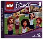 Das Große Hotel / LEGO Friends Bd.9 (Audio-CD)