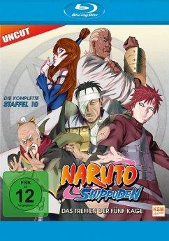 Naruto Shippuden - Staffel 10 - Episode 417-441 - Das Treffen der fünf Kage