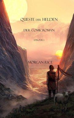 Queste Der Helden (Der Ring der Zauberei Comicroman - Band 1) (eBook, ePUB) - Rice, Morgan