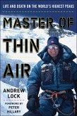 Master of Thin Air (eBook, ePUB)
