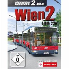 OMSI 2 Wien 2 Linie 23A (Download für Windows)