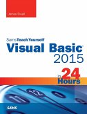 Visual Basic 2015 in 24 Hours, Sams Teach Yourself (eBook, PDF)