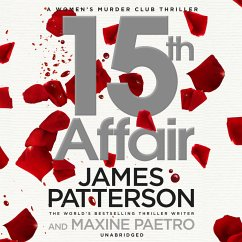 15th Affair, 6 Audio-CDs - Patterson, James; Paetro, Maxine