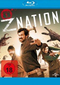 Z Nation - Staffel 1 Bluray Box - Keith Allan,Harold Perrineau,Tom Everett Scott