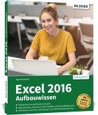 Excel 2016 - Aufbauwissen