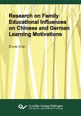Research on Family Educational Influences on Chinese and German Learning Motivations