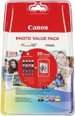 Canon CLI-526 Photo Value Pack C/M/Y/BK PP-201 10x15 cm 50 Bl.