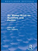 Sir Walter Scott on Novelists and Fiction (Routledge Revivals) (eBook, PDF)
