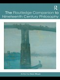 The Routledge Companion to Nineteenth Century Philosophy (eBook, PDF)