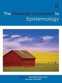 The Routledge Companion to Epistemology (eBook, PDF)