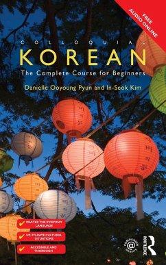 Colloquial Korean (eBook, PDF) - Kim, Inseok; Ooyoung Pyun, Danielle