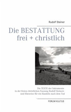Die Bestattung - frei + christlich