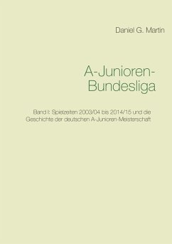 A-Junioren-Bundesliga (eBook, ePUB)