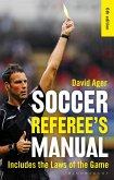 The Soccer Referee's Manual (eBook, PDF)
