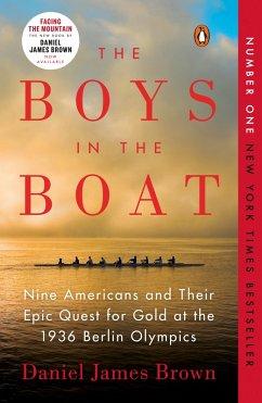 The Boys in the Boat (eBook, ePUB) - Brown, Daniel James