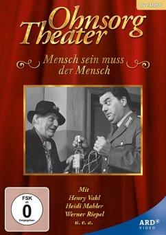 Ohnsorg Theater: Mensch sein muß der Mensch