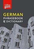 Collins German Phrasebook and Dictionary Gem Edition: Essential phrases and words (Collins Gem) (eBook, ePUB)