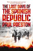 The Last Days of the Spanish Republic (eBook, ePUB)