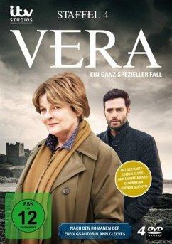 Vera: Ein ganz spezieller Fall - Staffel 4 DVD-Box - Vera
