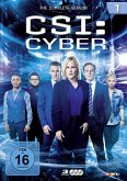CSI: Cyber - Staffel 1 DVD-Box