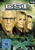 CSI: Las Vegas-Season 14 DVD-Box