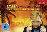 CSI: Miami - Season 1-10 Komplettbox DVD-Box