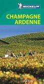 Michelin Le Guide Vert Champagne, Ardenne (Mängelexemplar)
