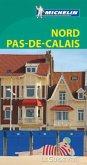 Michelin Le Guide Vert Nord, Pas-de-Calais (Mängelexemplar)