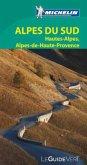 Michelin Le Guide Vert Alpes du Sud (Mängelexemplar)